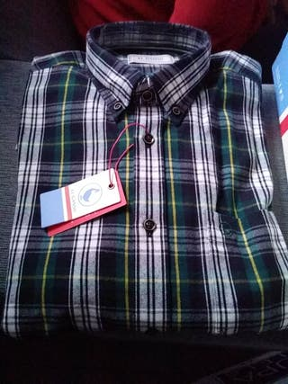 camisa el ganso talla M