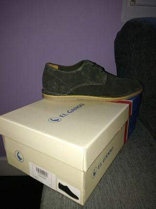 zapato El Ganso