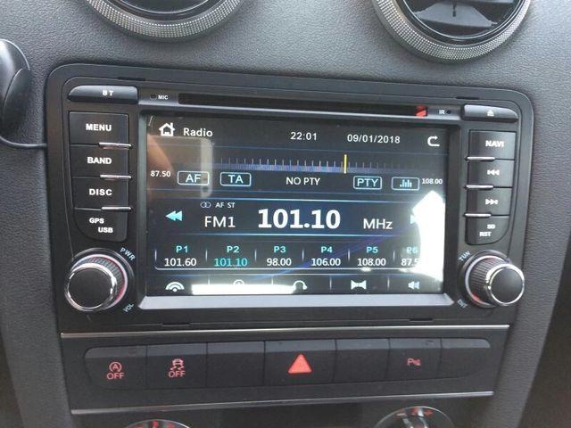 Pantalla navegador radio a3