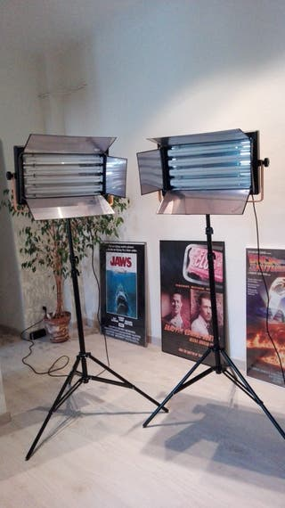 Pantallas horizontales de luz fría/día 220W 5400ºK
