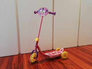 Patinete 3 ruedas Minnie Mouse