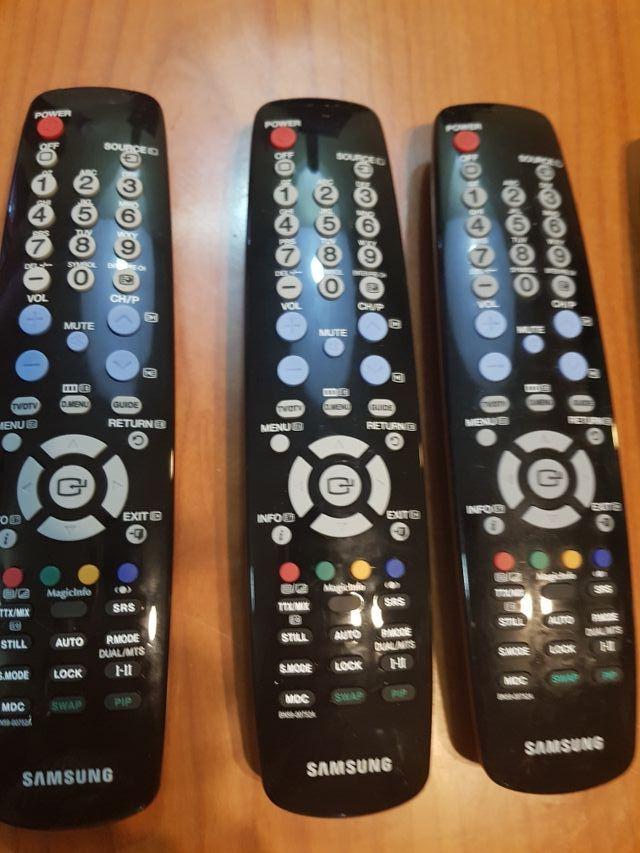 mando a distancia Samsung