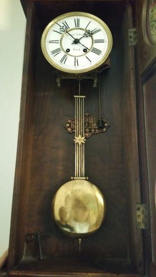 dd518c862 Reloj de pared de segunda mano en Ferrol en WALLAPOP
