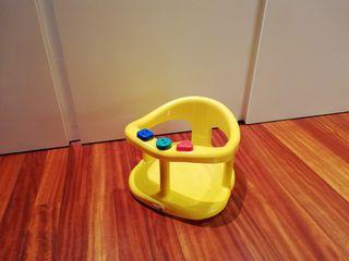 Asiento bañera para bebé