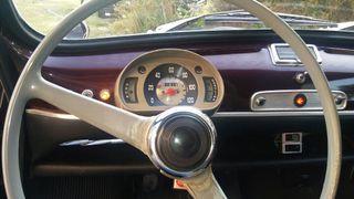 SEAT 600. año1972