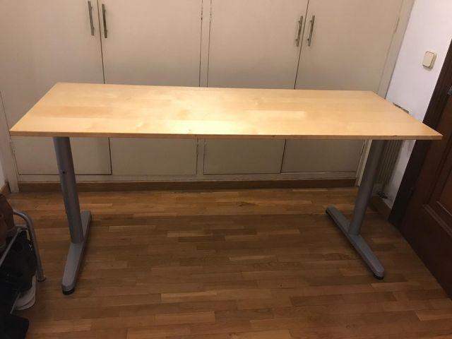 Mesa oficina Ikea de segunda mano por 30 € en Palau-Solita I ...