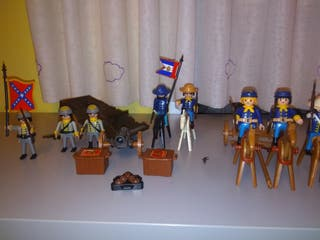 ejercito Playmobil