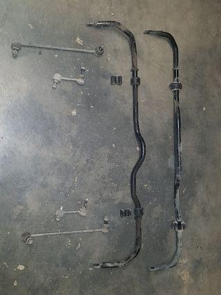 barras estabilizadoras golf v r32