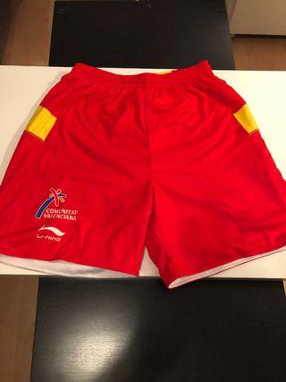 Pantalón corto entrenamiento baloncesto