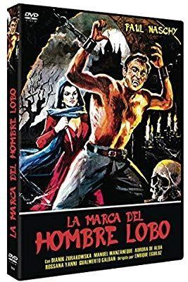 La Marca del Hombre Lobo [DVD] Paul Naschy