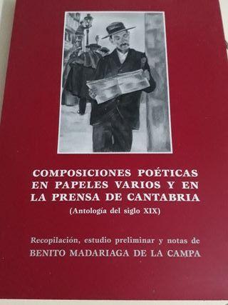 Composiciones poéticas en la prensa de Cantabria