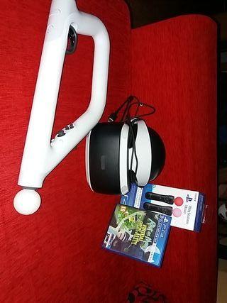 PACK GAFAS VR PS4