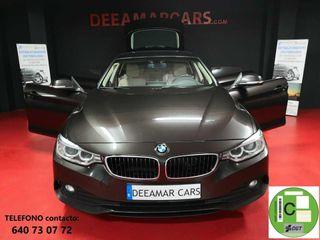 BMW Serie 4 Gran Coupé 418d
