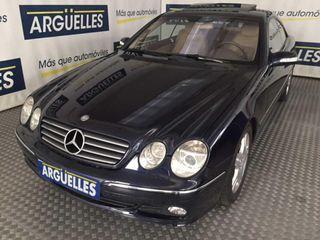 Mercedes CLK Único Propietario