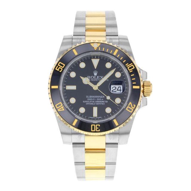 Rolex Submariner 116613LN Black