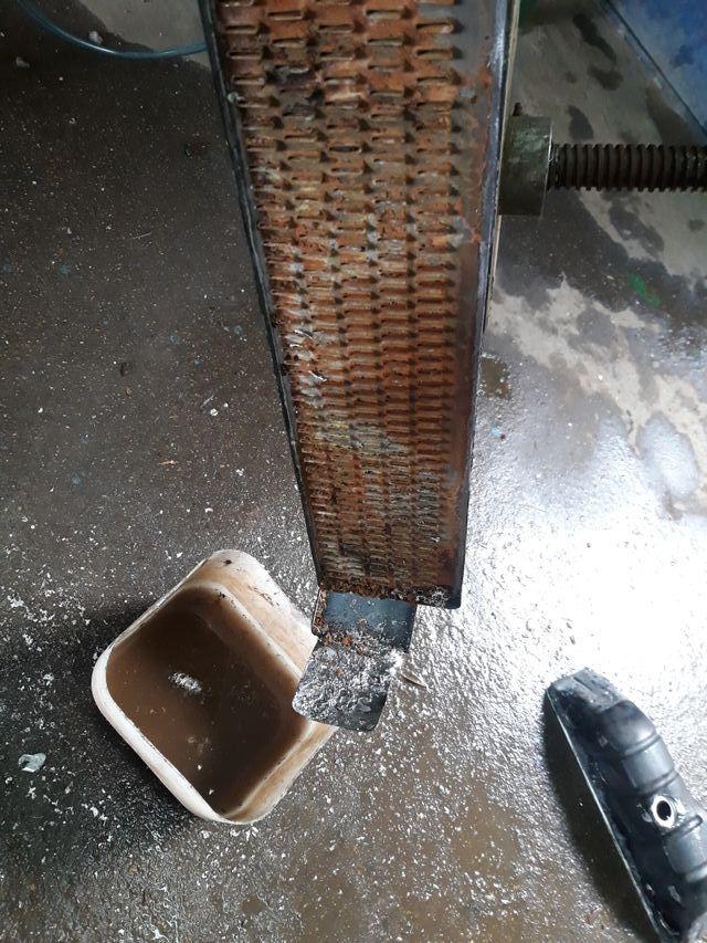 limpieza reparacionradiadores filtros departiculas