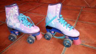 patines niña 4 ruedas.