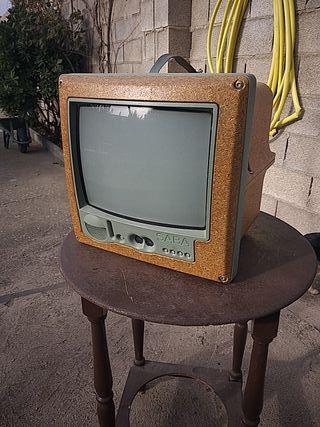 "televisión antigua 14"""