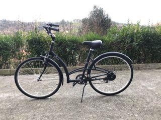 Bicicleta paseo btwin elops 1 city bike