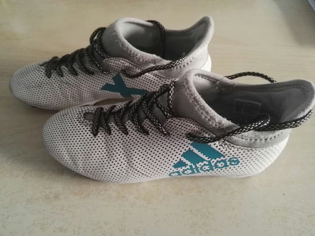 Botas de fútbol Adidas techfit Unisex niños