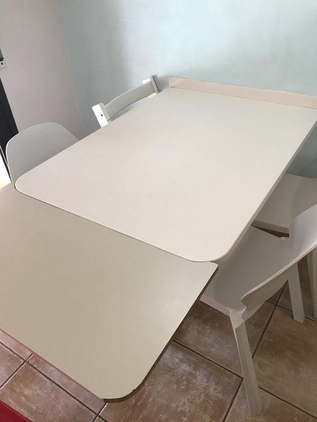 Mesa Silestone cocina / marmol de segunda mano por 40 € en ...