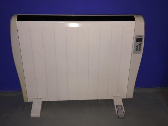 Radiador seco, emisor térmico
