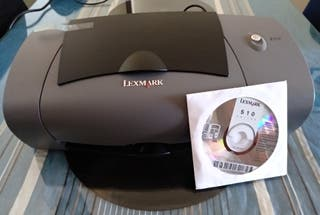 Impresora Lexmark 510