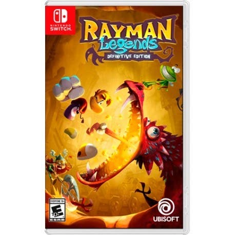 Rayman : Definitive Edition NSW