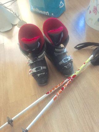 Botas de esquiar NÓRDICA niño