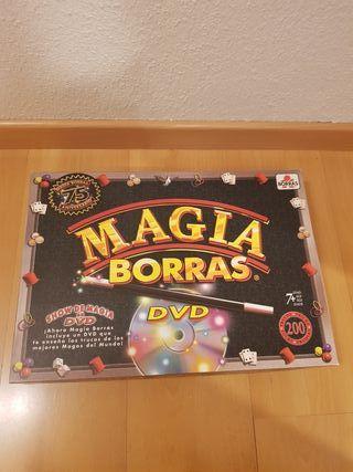Juego de magia
