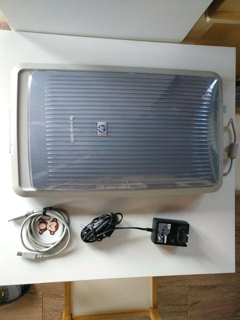 Escáner HP 3690