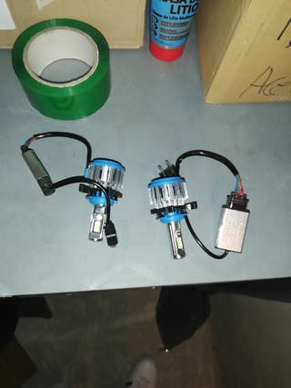 led h7 refrigerado