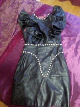 Vestido piel Tete by Odette