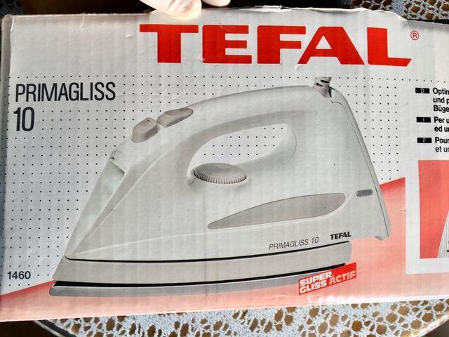 Plancha Tefal (nueva)