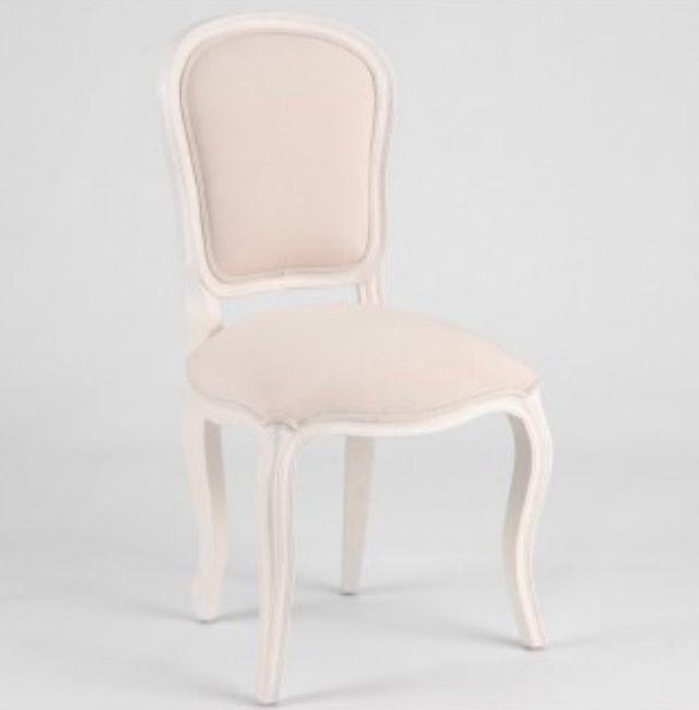 Juego dos silla nuevas