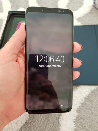 S8 en excelente estado impecable 64GB