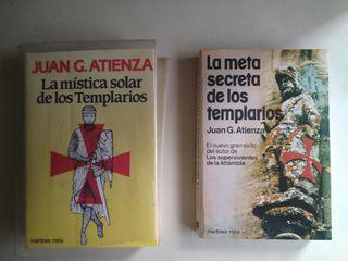 Libros Templarios Juan G. Atienza