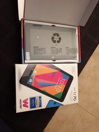 Tablet N70 Woxter