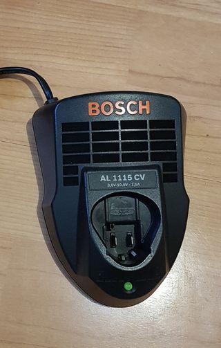 Cargador Bosch 10,8v