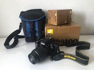 Camara Réflex Nikon D3100