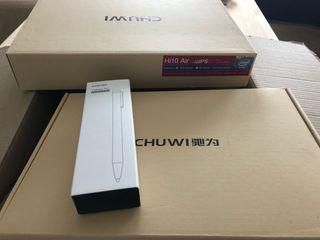 Chuwi Air 10 + teclado + lápiz
