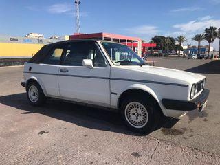 Volkswagen Golf Mk1 Cabriolet 1983