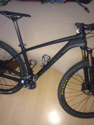 Bicicleta Canyon Grand Canyon CF SL 2016
