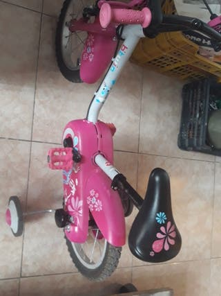 bici niña 4 años