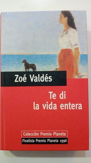 Libro zoe valdes