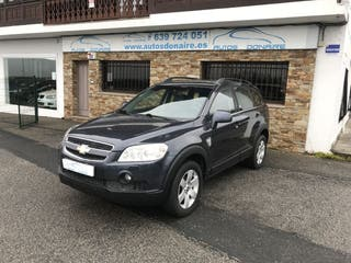 Chevrolet Captiva 2.0 VCDi 7plazas