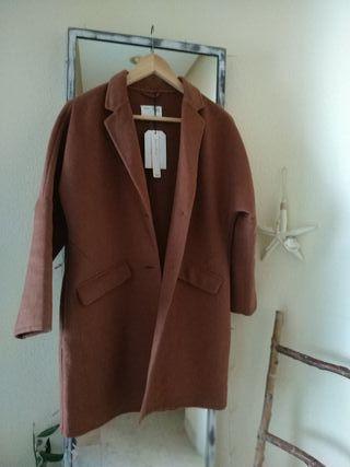 Blazer lana Zara pata de gallo talla XS Chicfy