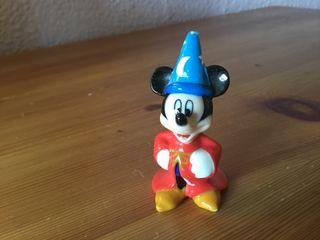 Mini figura de porcelana, oficial disney