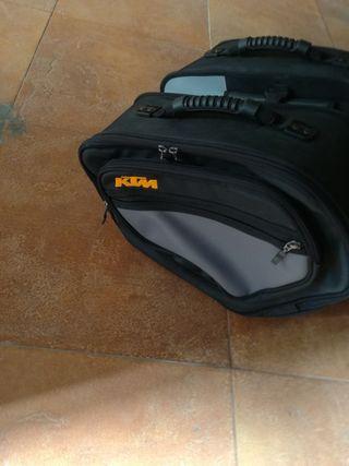 maletas de viaje KTM
