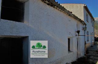 Casa para reformar en El Plañel (Yeste) Albacete